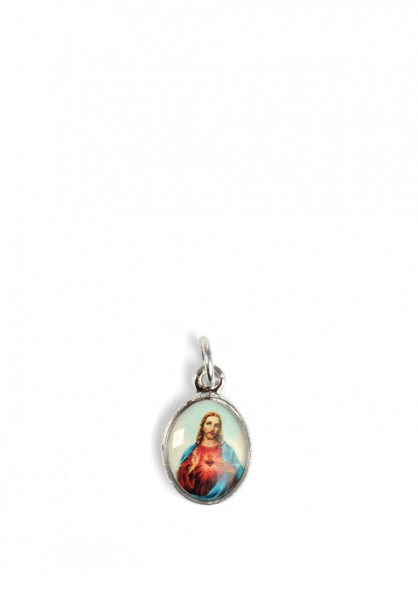 Sacred Heart of Jesus  Pendant Top