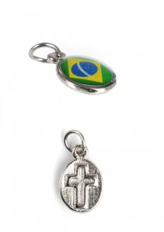 Pingente Brasil
