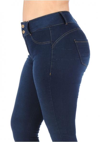 Zune Denim One Size Jeans - Wears Sizes L to 3XL