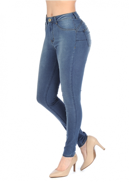 Zune Denim One Size Jeans - Wears Sizes M to 2XL
