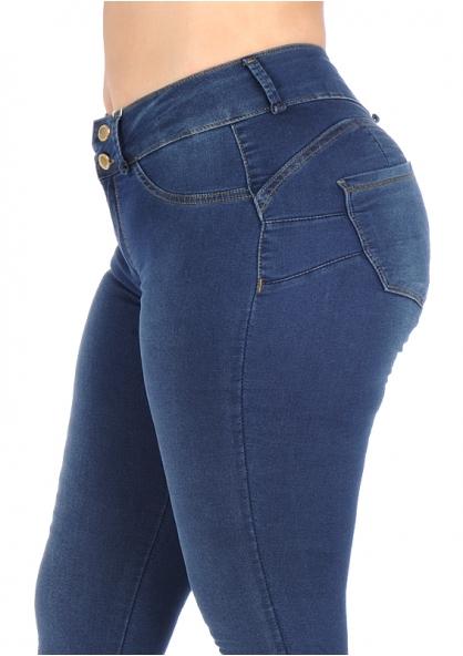 Zune Denim One Size Jeans - Wears Sizes M to 3XL