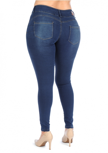 Zune Denim One Size Jeans - Wears Sizes M to 3XL