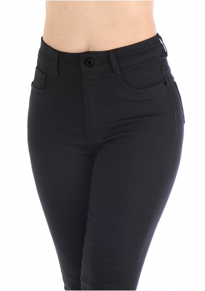 Sawary Super Lipo Skinny Pants with Inner Cinther - Black