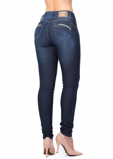 Sawary Skinny Jeans with Removable Butt Pad