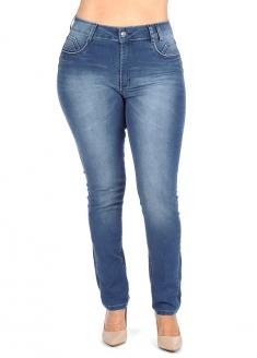 Sawary Butt Lift Cut Skinny Pant - Plus Size
