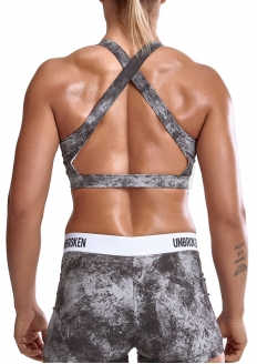 Labellamafia Cross Training Grey Stone Iron Top