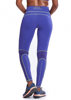 Labellamafia Legging Running Night On - Azul