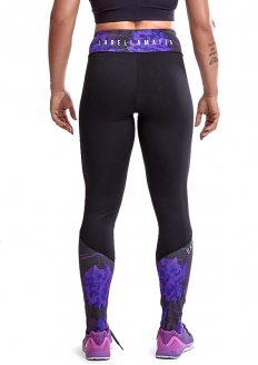 Labellamafia Legging Cross Training Umbroken - Roxo