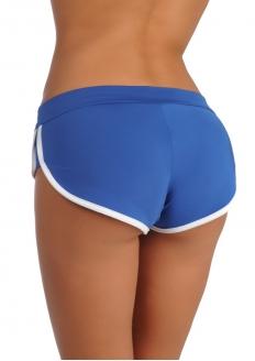Brazil Micro Short - Blue