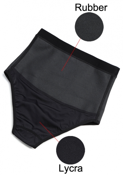 Esbelt Tradicional Rubber Pantie