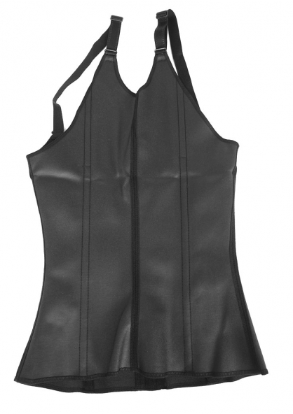 Esbelt rubberized corselet