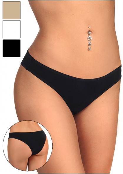 Brazilian Cut Cotton Pantie