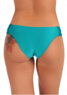 SANNA'S Swimwear Draped Side Bottom