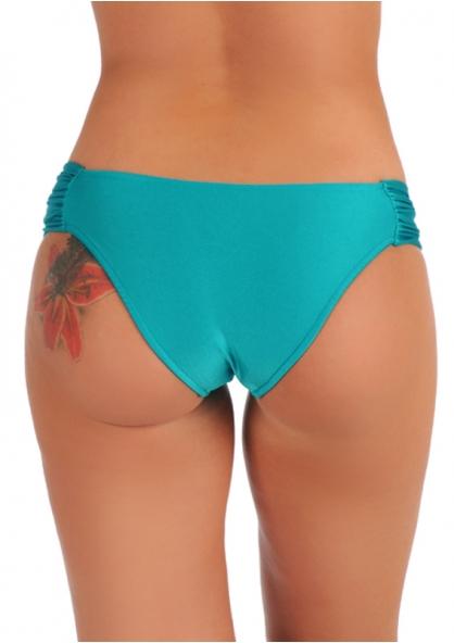 SANNA'S Swimwear Draped Side Bottom
