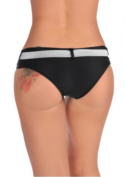 SANNA'S Swimwear Belted Boy Leg Bottom