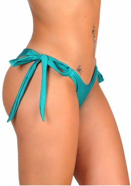 SANNA'S Swimwear Brazilian Cut Loops 'n Bounds Bottom