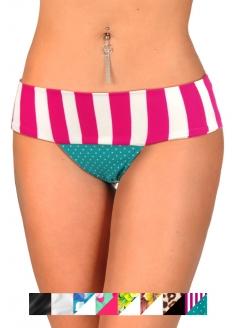 SANNA'S Swimwear High Rise Bikini Bottom