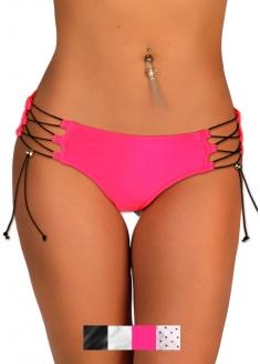 SANNA'S Swimwear Sides Lace-up Bikini Bottom