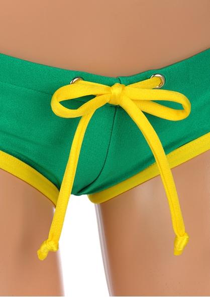 SANNA'S Swimwear Contrast Bikini Bottom