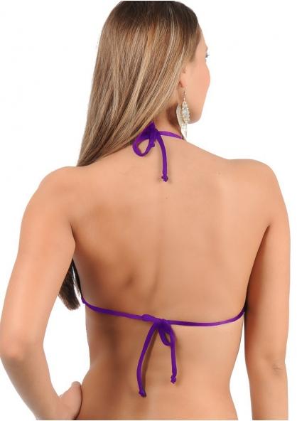 SANNA'S Swimwear Triangle Top