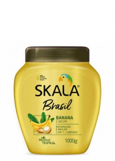 Skala Brasil Banana and Bacuri Treatment Cream 1kg