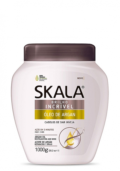 Skala Argan Oil Treatment Cream 1kg