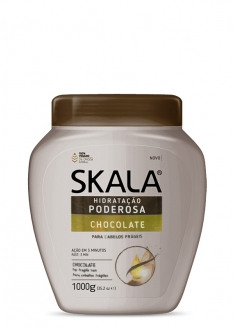 Skala Hair treatment cream Chocolate 1kg