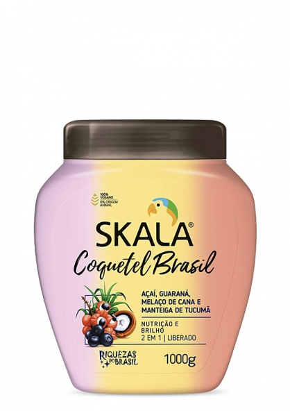 Skala Coquetel Brasil Moisturizing Hair Cream 1kg