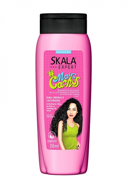 Skala Expert Mais Cachos Curly Hair Shampoo 350ml