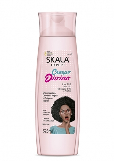 Skala Expert Divine Curly Hair Shampoo 325ml