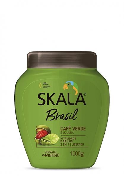 Skala Brasil Green Coffee and Ucuuba Moisturizing Hair Cream 1kg