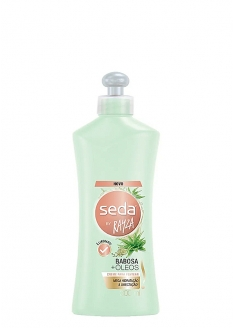 Seda Aloe + Oils Leave-in Hair Cream 300ml