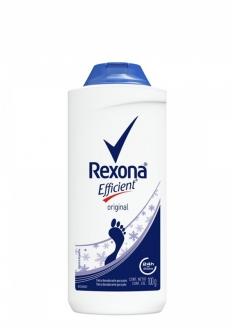 Rexona Efficient Original Talco Desodorante para os Pés 100g