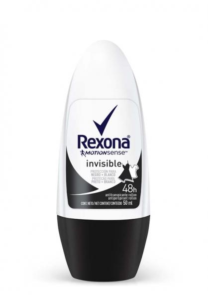 Rexona Women Antiperspirant Deodorant Roll-on Invisible 50ml