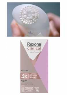 Rexona Clinical Classic Desodorante Antitranspirante 48g