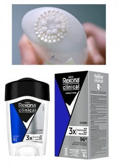 Rexona Clinical Clean Men Desodorante Antitranspirante Masculino 48g