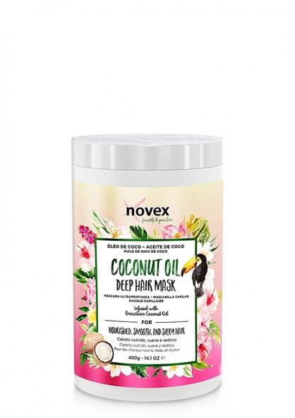 Novex Coconut Deep Hair Mask 400g