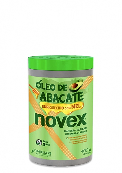 Novex Avocado Oil Deep Conditioning Hair Mask 400g