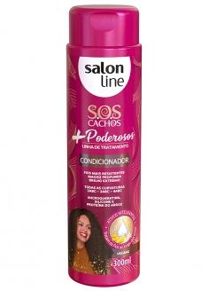 Salon Line S.O.S Cachos Mais Poderosos Curly Hair Conditioner 300ml