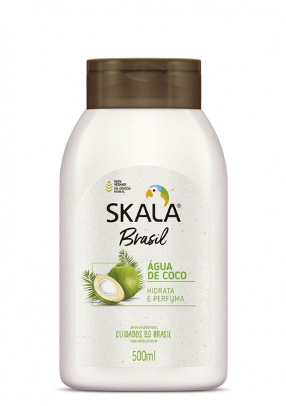 Skala Brasil Hydrating Body cream Coconut water 500ml