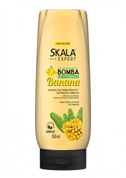 Skala Expert Hair Vitamin Bomb with Banana Series