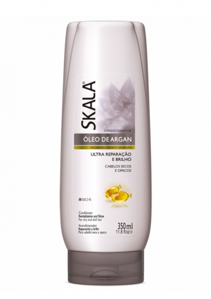 Skala Moroccan Argan Oil Series
