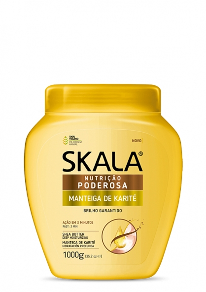 Skala Karite Butter Treatment Cream 1kg