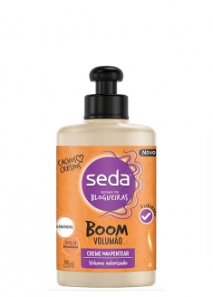 Seda Leave-in Cream Boom Volume - Curly Hair - 295ml