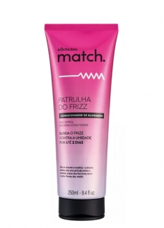 O Boticário Match Frizz Patrol Shielding Conditioner 250ml