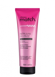 O Boticário Match Frizz Patrol Shielding Shampoo 250ml