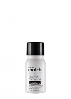 O Boticário Match Liga Dos Coloridos Hair Protection Agaist Chemical Damages Ampole 25ml