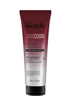 O Boticário Match Liga Dos Coloridos Color Hair Protection Conditioner 250ml
