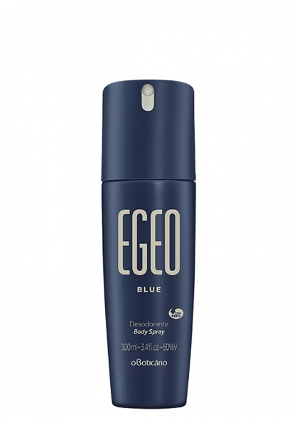 O Boticario Egeo Blue Deodorant Body Spray 100ml