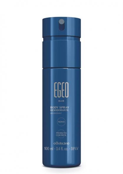 O Boticario Egeo Blue Body Spray Deodorant 100ml